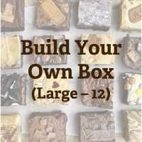 Build Your Own Brownie Gift Box