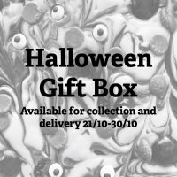 icon to click to buy halloween brownie gift box