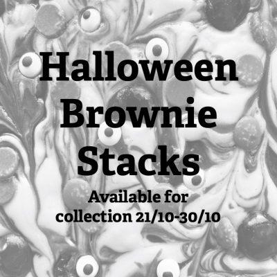 image to click to order halloween brownie stack